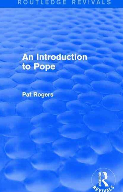 Introduction to Pope