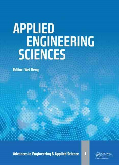Applied Engineering Sciences