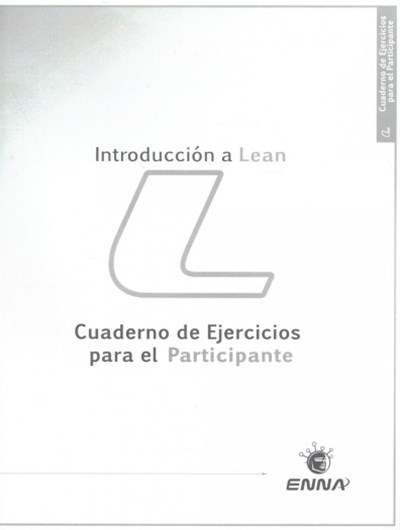 Intro a Lean Participant Workbook