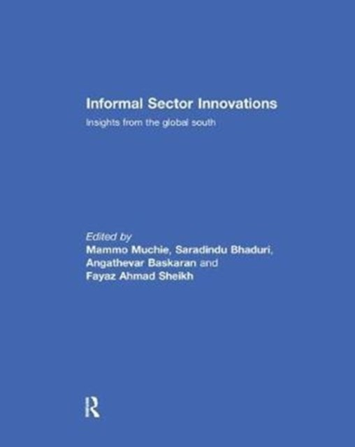 Informal Sector Innovations