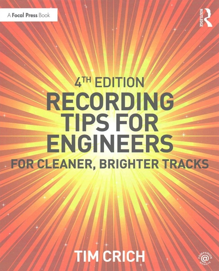 Recording Tips for Engineers