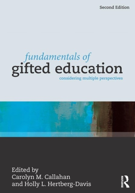 Fundamentals of Gifted Education