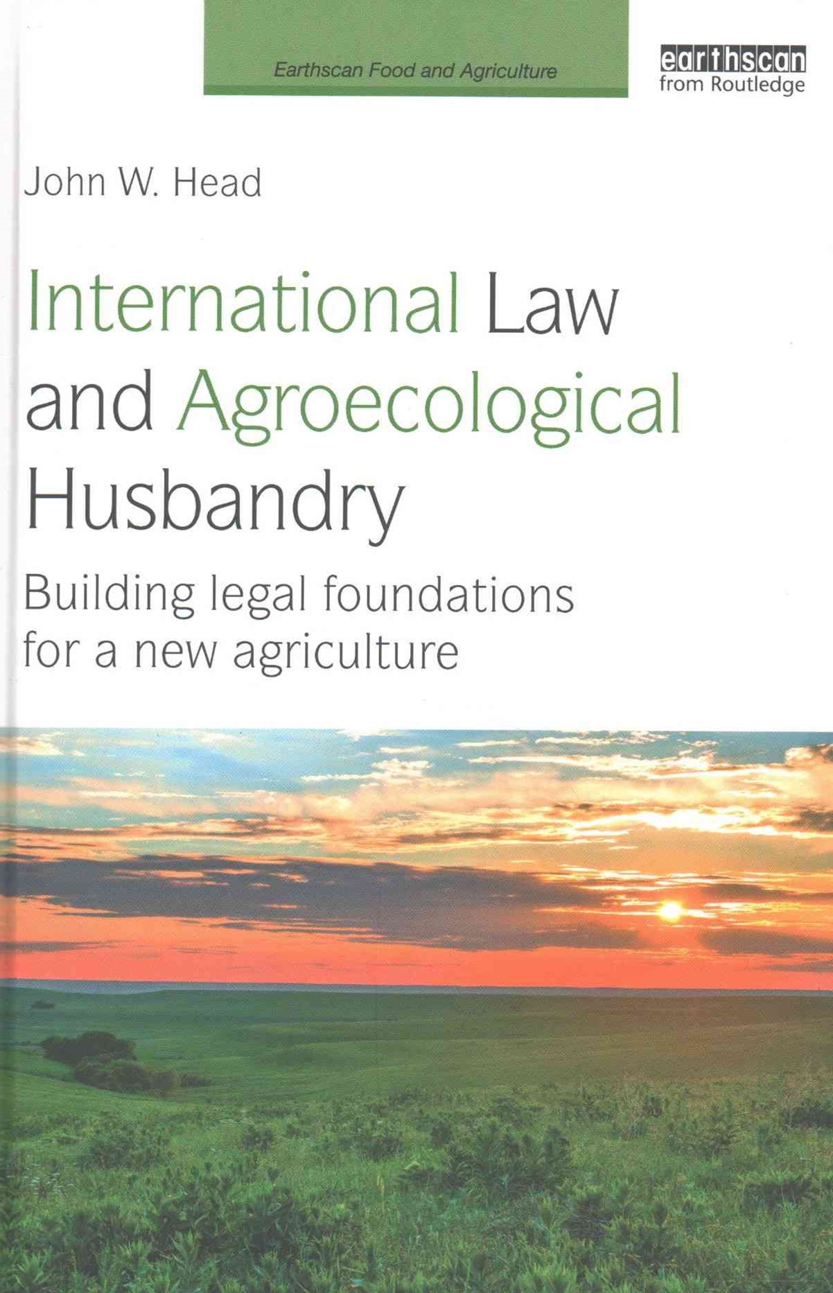 International Law and Agroecological Husbandry