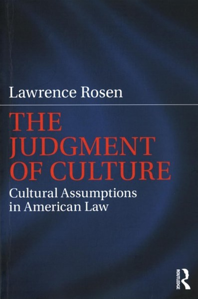 The Judgement of Culture