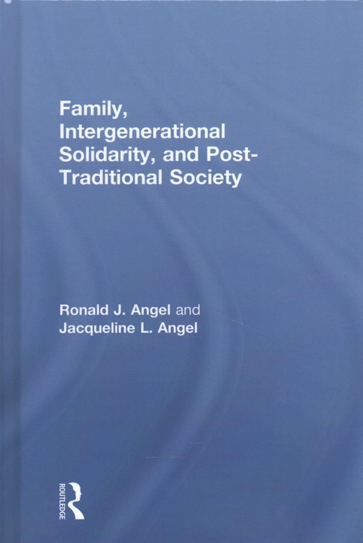 Family, Intergenerational Solidarity, and Post-traditional Society
