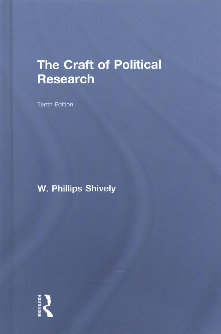 Craft of Political Research
