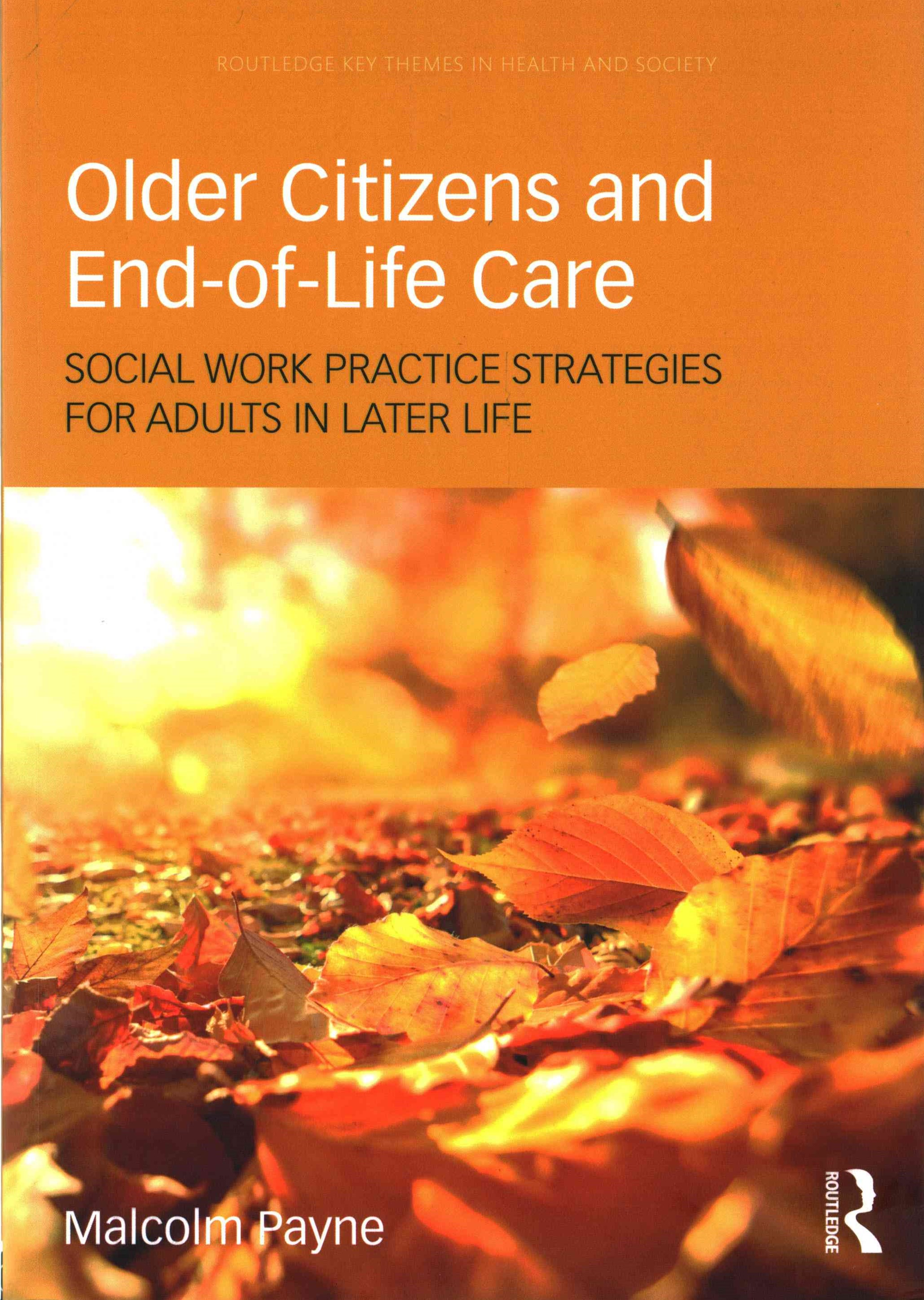 Older citizens & End of Life care