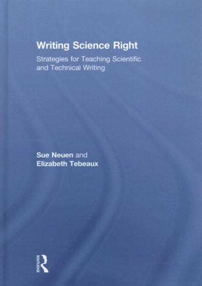 Writing Science Right!