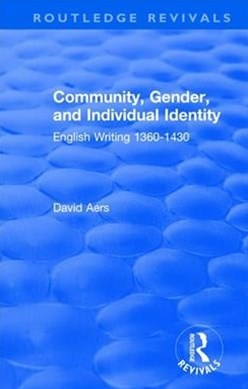 Community, Gender, and Individual Identity (1988)