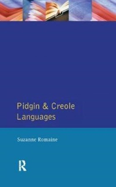 Pidgin and Creole Languages