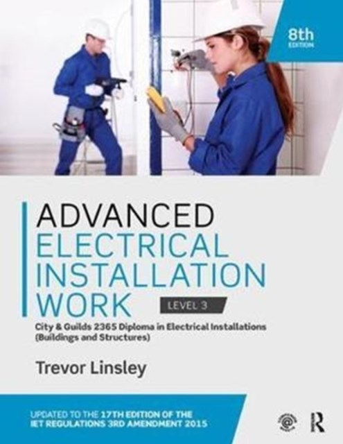 Advanced Electrical Installation Work 2365