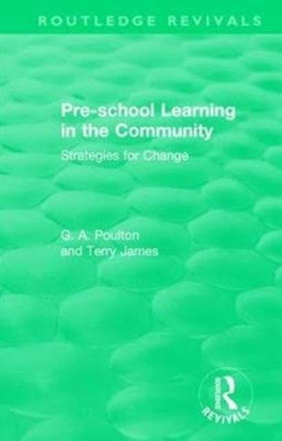 Pre-school Learning in the Community