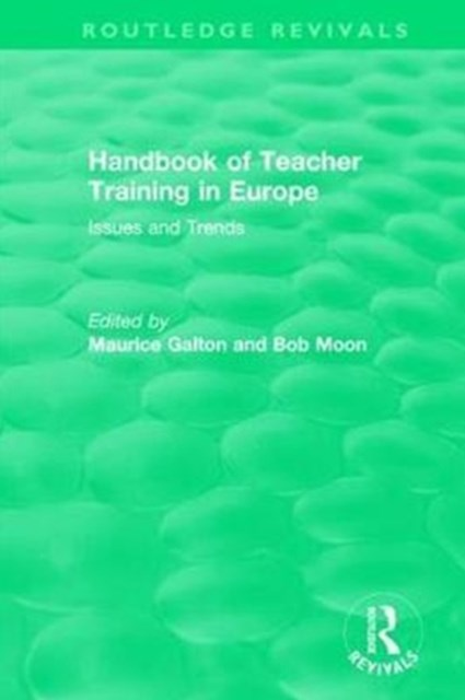 Handbook of Teacher Training in Europe