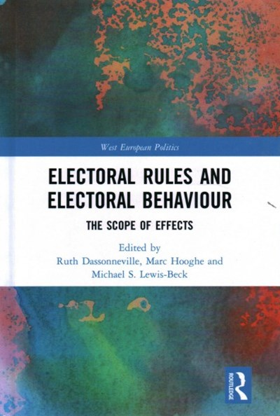 Electoral Rules and Electoral Behaviour