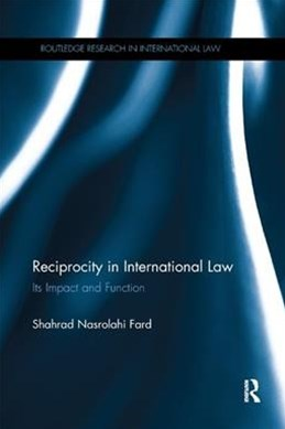 Reciprocity in International Law