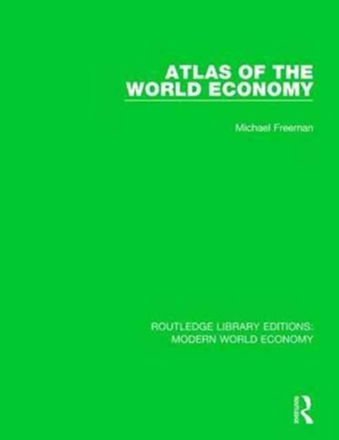 Atlas of the World Economy