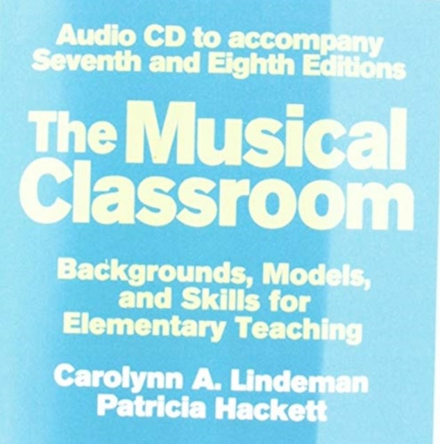 Musical Classroom, Compact Disc for