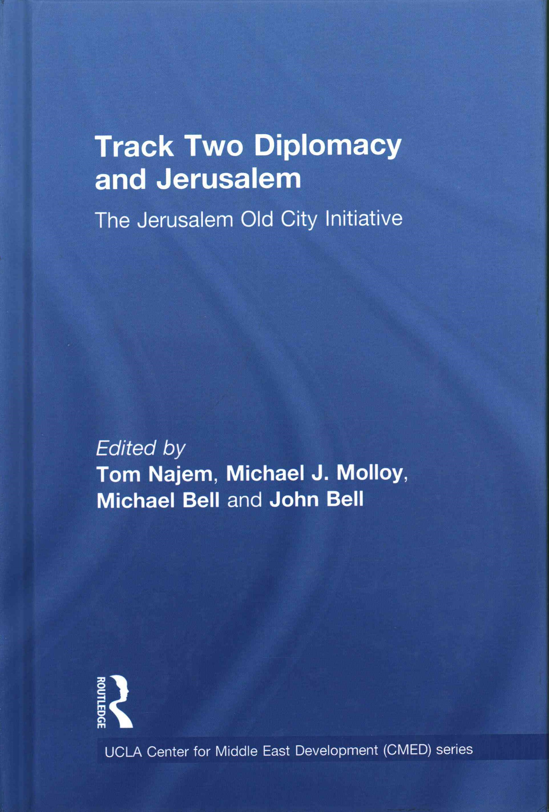 Track Two Diplomacy and Jerusalem