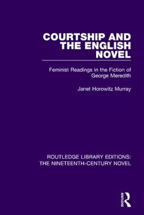 Courtship and the English Novel