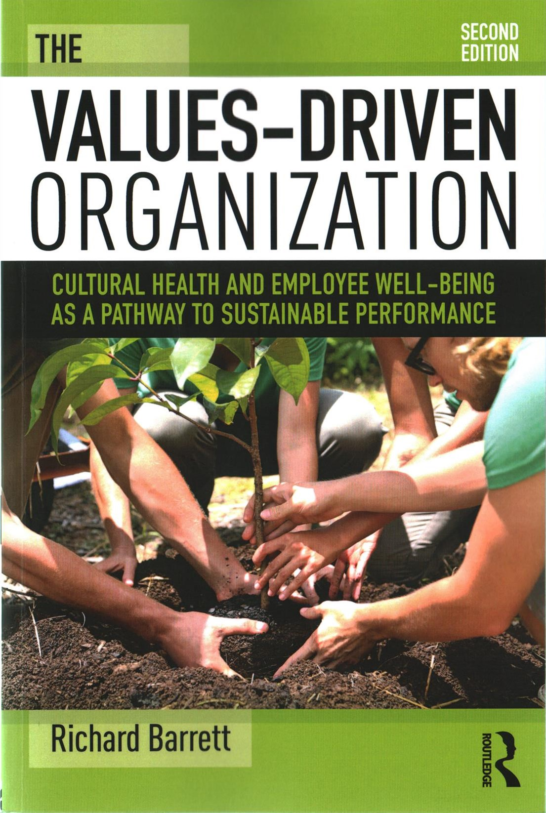 Values Driven Organization 2ED