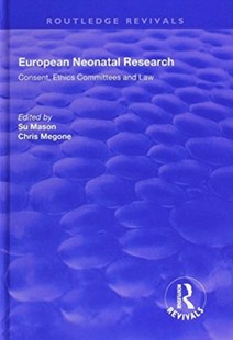 European Neonatal Research by Mason, Su/ Megone, Chris, Chris Megone (9781138703421) - HardCover - Reference Law
