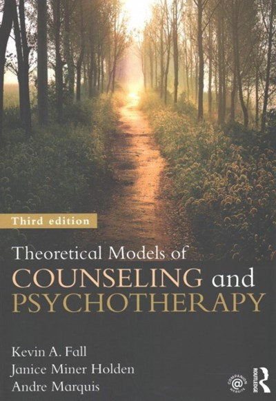 Theoretical Models of Counseling & Psychotherapy 3ED