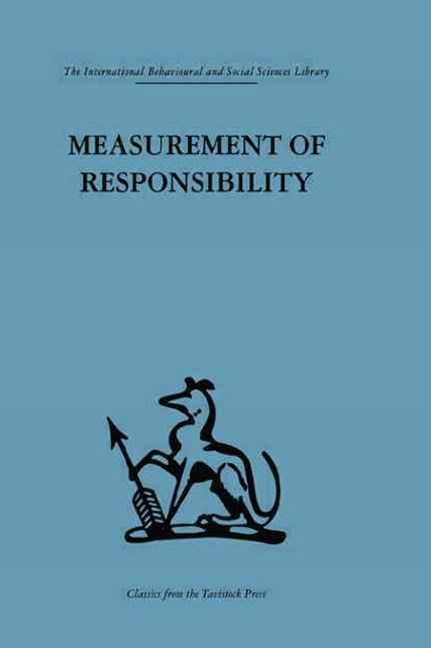 Measurement of Responsibility