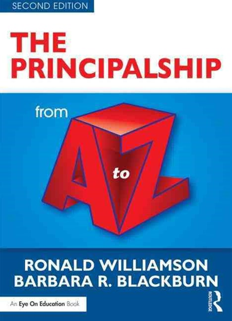 Principalship from A to Z