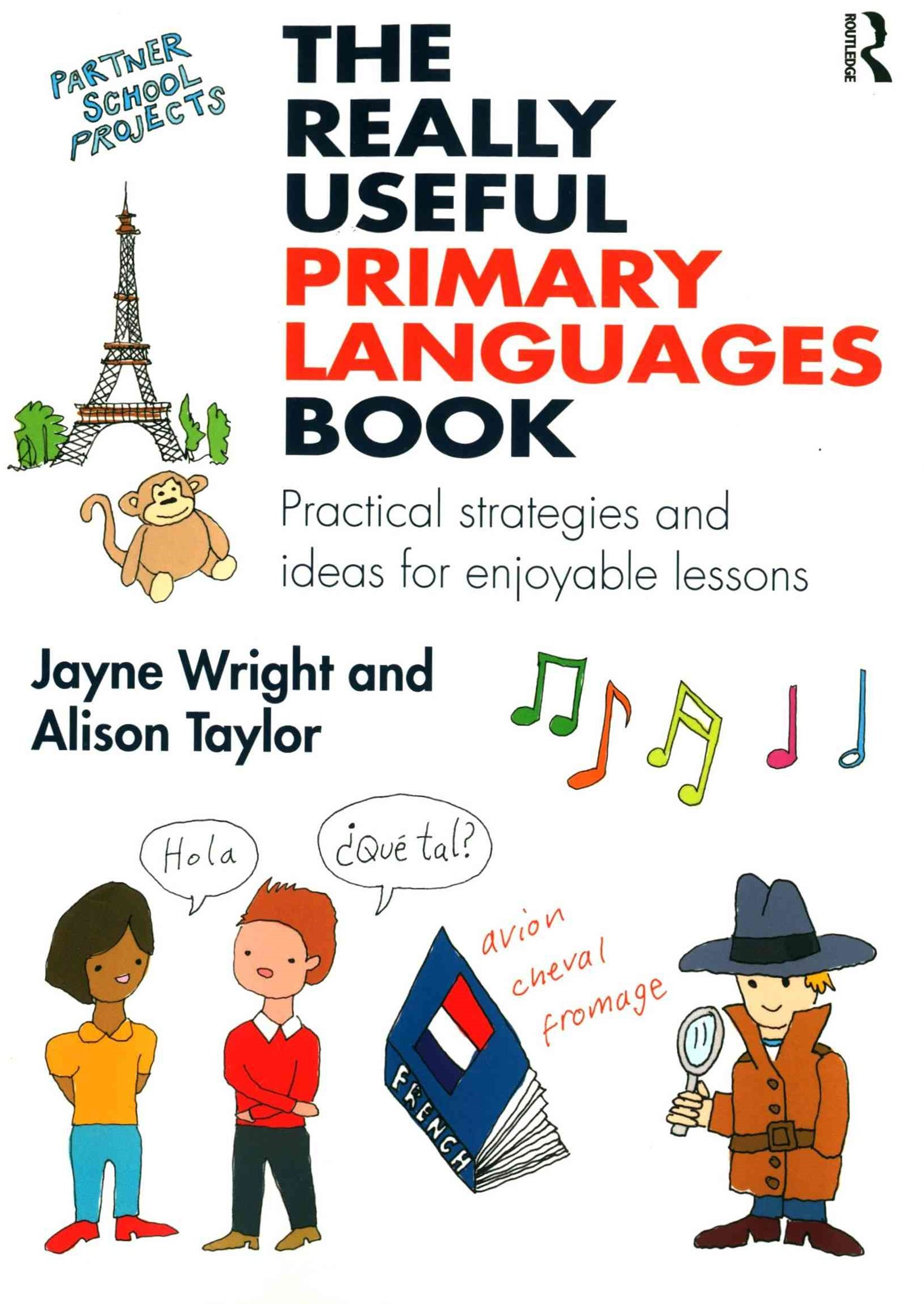 Really Useful Primary Languages Book