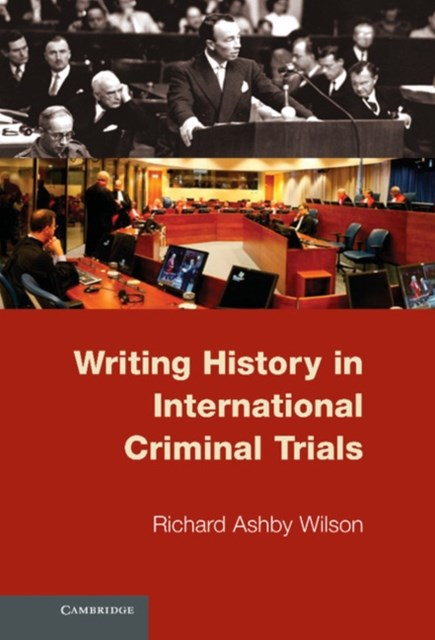 (ebook) Writing History in International Criminal Trials