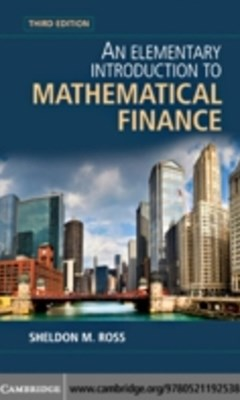 (ebook) Elementary Introduction to Mathematical Finance