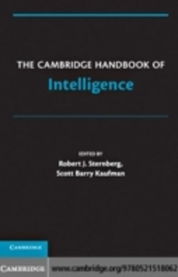 Cambridge Handbook of Intelligence