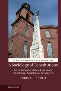 (ebook) Sociology of Constitutions - Reference Law