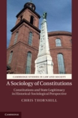 (ebook) Sociology of Constitutions