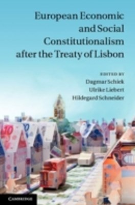 (ebook) European Economic and Social Constitutionalism after the Treaty of Lisbon