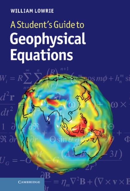 (ebook) Student's Guide to Geophysical Equations