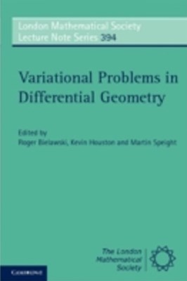 (ebook) Variational Problems in Differential Geometry