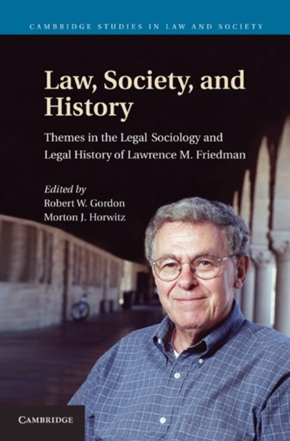 (ebook) Law, Society, and History