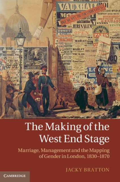 (ebook) Making of the West End Stage