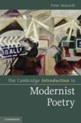 Cambridge Introduction to Modernist Poetry