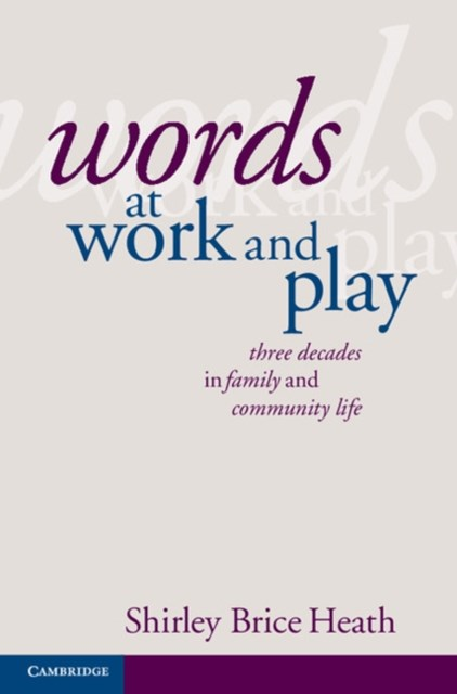 (ebook) Words at Work and Play