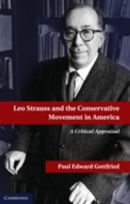 (ebook) Leo Strauss and the Conservative Movement in America