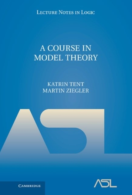 (ebook) Course in Model Theory