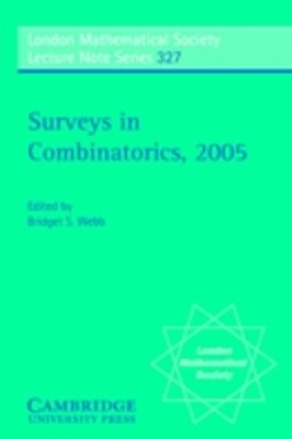 Surveys in Combinatorics 2005