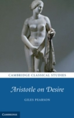 (ebook) Aristotle on Desire