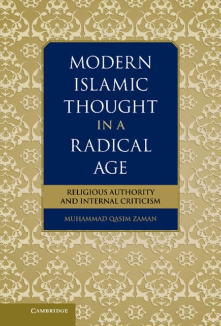 (ebook) Modern Islamic Thought in a Radical Age