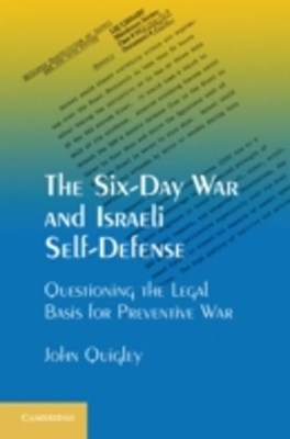 Six-Day War and Israeli Self-Defense