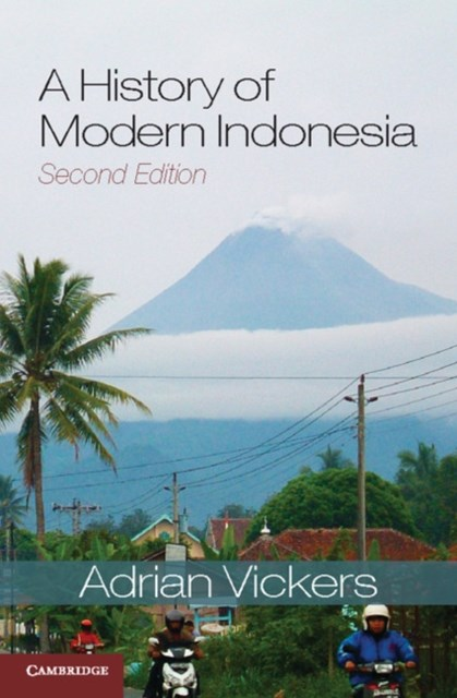 (ebook) History of Modern Indonesia