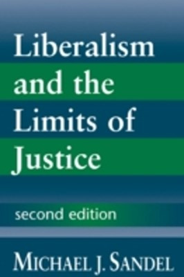 (ebook) Liberalism and the Limits of Justice