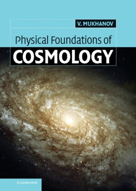 (ebook) Physical Foundations of Cosmology
